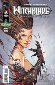 Witchblade #125 Emerald City Comic Con ECCC Silvestri Variant Top Cow comic book